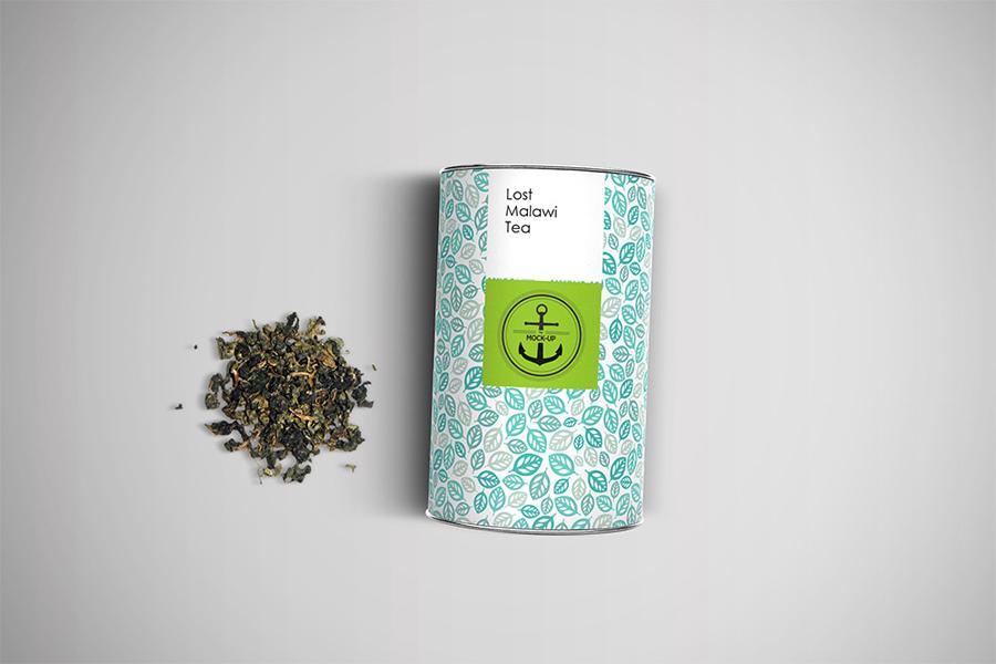 LOST MALAWI TEA <span>Logo</span>